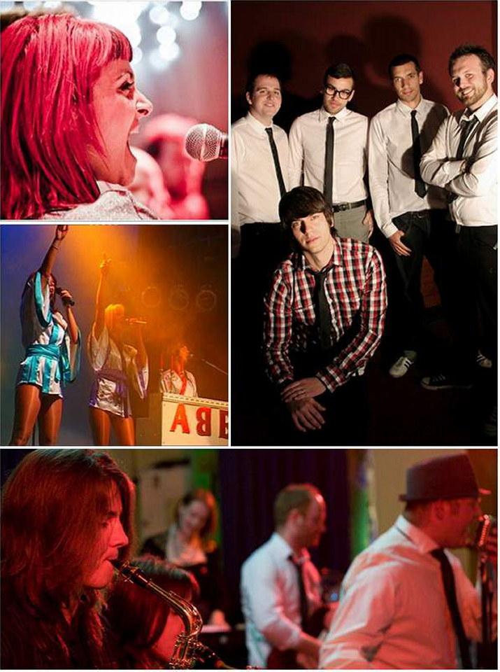 top 5 wedding pop band styles the wedding secret magazine